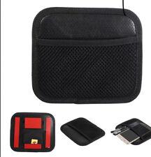 Für VW Ford Mercedes Seat Audi Handy Ablagefach Stretchnetz Box Tasche Schwarz