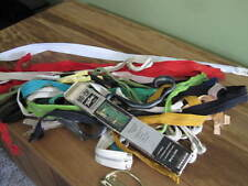 Lot of misc zippers, assorted sizes and colors