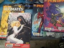 LOTTO FUMETTI COMICS MARVEL / DC iron man x-men all new ultimates