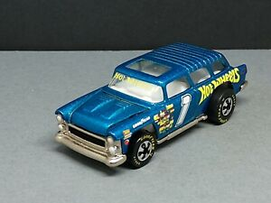 Hot Wheels CLASSIC NOMAD Vintage Race Team 1996 opening hood white interior