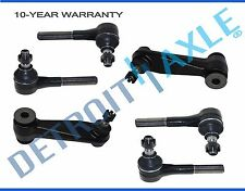NEW 6pc Complete Front Suspension Kit for Dodge Ram Van 1500 B200 B250 B2500 2WD