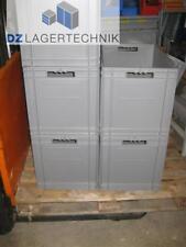 EF 6420 Kiste in grau SSi Schäfer Lagerkiste Kasten Kästen Box 600x400x420mm