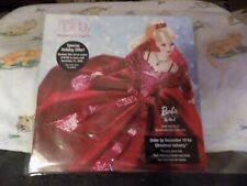 New Listingbarbie collector catalog magazine holiday 2002