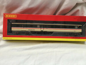 HORNBY R4618 BR MK2E BRAKE OPEN STANDARD INTERCITY EXECUTIVE 9504 COACH - BOXED