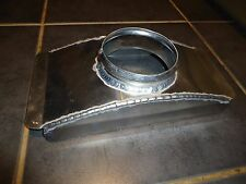 Escort MK 1 / 2 Aluminium Gear Lever Gaiter Surround