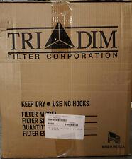 "Tridim 25"" x 120"" Air Conditoning Filters 3-Ply 25x120"