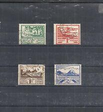 Jersey 1943, Michelnummern: ex 3 - 8 o, gestempelt o, Katalogwert € 44,00