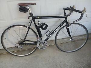 Vintage Cannondale R400 Racing Road Bike Handmade in USA .
