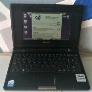 ASUS eee PC 4G 701 Laptop Netbook 900 MHz 4 GB SSD
