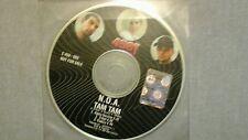 N.O.A. - TAM TAM. PROMO CD SINGOLO 3 TRACKS. ITALIAN BAND
