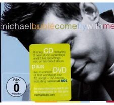 Michael Bublé - Come Fly with Me [New CD] With DVD, Digipack Packaging