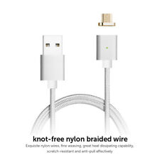 2.1A M2 Micro USB Magnetic Daten Sync Ladegerät Kabel Kabel für Android Handy