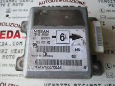 Centralina comando airbag Nissan Micra K11 0285001182 285566F605