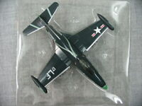 1/72 USAF F9F-5 Panther Diecast Fighter Aircraft Static Display 3D Alloy Model