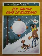 Lucky Luke - T22 - Les Dalton dans le Blizzard - Morris / Goscinny