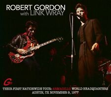 Robert Gordon & Link Wray - Robert Gordon with Link Wray - Their First Nation...