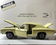 Danbury Mint 1969 Chevelle SS -396 Limited Edition VERY RARE 1/24 Scale
