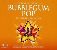 GREATEST EVER BUBBLEGUM 3 CD+++ THE MONKEES , THE OSMONDS++ NEW