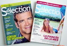 2 REVUES SÉLECTION DU READER'S DIGEST DE AOÛT ET SEPTEMBRE 2011