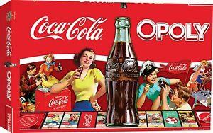 Coca Cola-Opoly Board Game (mpc)