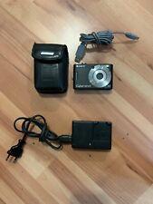 Sony 6.0 Megapixel Cyber-Shot DSC-T9 Digital Camera W/Carl Zeiss Lens (no Batt)