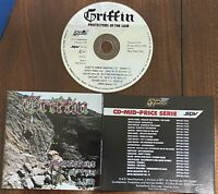 GRIFFIN Protectors of the Lair 1988 SUPER RARE OOP SPV GERMANY MID-PRICE SERIE!
