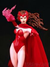 EXCLUSIVE! SCARLET WITCH Sideshow Collectibles Premium Format Figure Statue PF