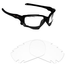 Scratch Proof Replacement Lenses for-Oakley Jawbone Vented HD Clear