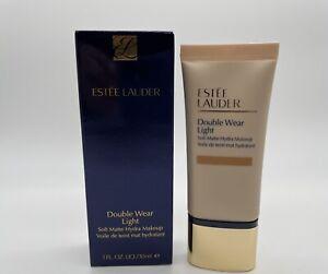 Estee Lauder Double Wear Light Soft Matte Hydra Makeup 1oz~Choose Your Shade