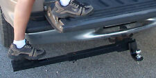 "Side-Step Truck Step - Adjustable - 34""- 44"" x 6"" x 3"" (300 lb weight cap)"