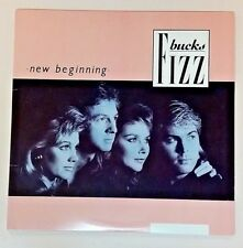 Bucks Fizz (1986 VPI Cleaned Vinyl LP Playtested 831 096-1 Y-1) New Beginning