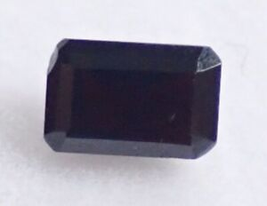 0.55 ct Natural Black Tourmaline Untreated Best Quality Gemstone @na1