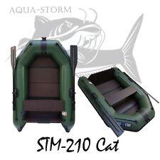 Aqua-Storm STM-210 Cat breit ! Schlauchboot 200 230 260 280 300 für Außenborder