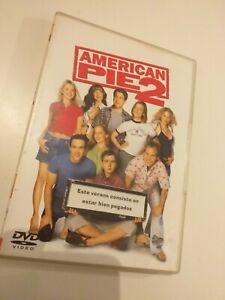 Dvd  AMERICAN PIE 2