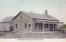Rockwell Creamery in Rockwell IA OLD