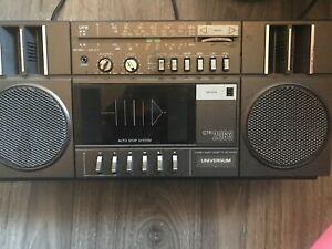 Universum CTR 2063 Radio Cassetten Recorder 42x18cm