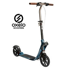 Fast Free Shipping! Genuine Oxelo Town 9 Ef V2 2018 Adult Scooter, Blue Color