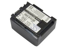 Li-ion Battery for Canon BP-809/B Vixia FS10 FS11 Flash Memory Camcorder BP-809