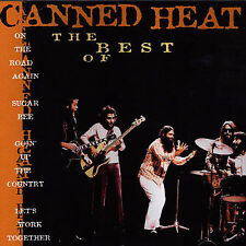 The Best of Canned Heat CD