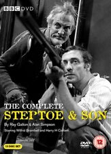 Steptoe and Son: Complete Series 1-8 (Box Set) [DVD]