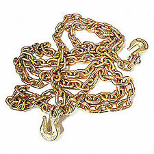 LACLEDE Steel Chain,20 ft.,11,300 lb. Load Limit, 3532-625-55