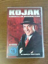 Kojak - Einsatz in Manhattan:  Season 4 DVD  Dutch & English 5 discs