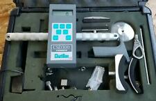 CHATILLON CSD300 DYNAMOMETER WITH CASE AND ACCESSORIES !  CSD 300