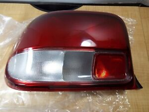FORD ASPIRE OEM Left Drivers Side 1997 Tail Light Assembly w/Lens, Sockets NOS