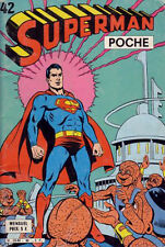 Comics Français  SAGEDITION  Superman Poche  N° 40.41.42 album 14   juil10
