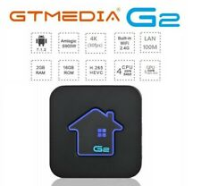 TV Box GTMEDIA G2 Android 7.1.2 Amlogic TV Caja WiFi 4K Media Player Quad Core