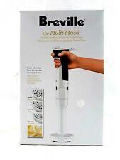 Breville Multi Mash Handheld Control Grip Immersion Blender BSB380XL