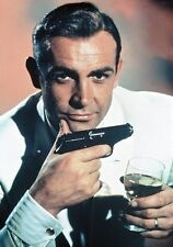 Movie PHOTO 8.25x11.75 James Bond 007 Goldfinger Sean Connery Walther PPK 005