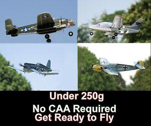 Minimum RC Micro RC Indoor & Park Fly Model Aircraft Kits & Choose RC, ESC Extra