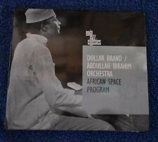 NEW Dollar Brand Abdulah Ibrahim Orchestra African Space Program Enja Jazz CD